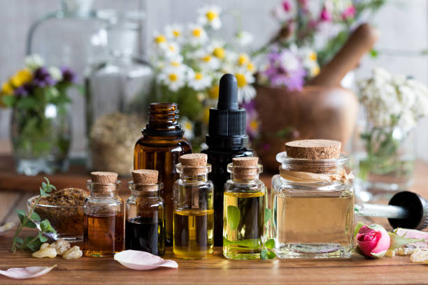 Herbs and Oils For Healing